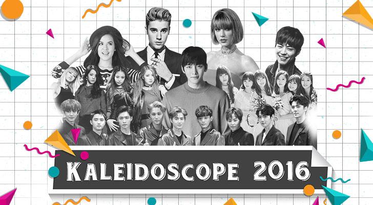Kaleidoscope 2016