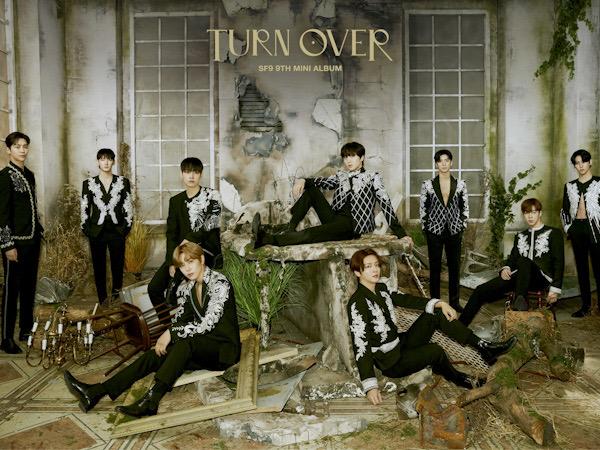 SF9 Rilis Lagu Comeback Emosional 'Tear Drop', Liriknya Ciptaan Member