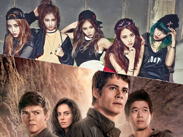 Wow, 4Minute Jadi Ambassador Peluncuran Film 'The Scorch Trials' di Korea Selatan!