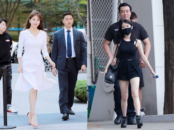 Alat Tak Terduga Ini Digunakan Bodyguard Untuk Lindungi Artis Korea