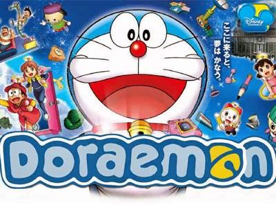 Wah, Serial Kartun Doraemon Dibeli Studio Disney?
