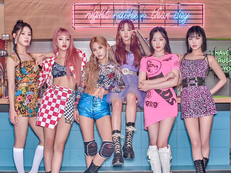 Lagu (G)I-DLE 'DUMBi DUMBi' Puncaki iTunes Top Songs di 41 Negara