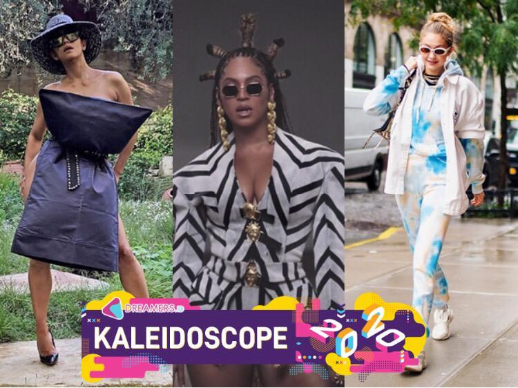 Intip Momen Fashion Paling Berkesan di Tahun 2020