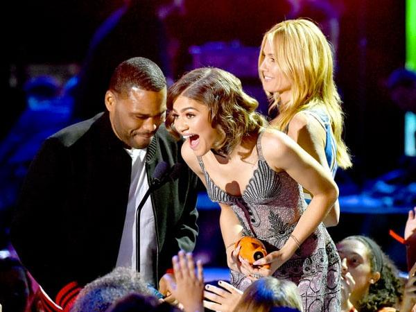 Ini Daftar Pemenang Nick Kids Choice Awards 2016 Kategori Musik!