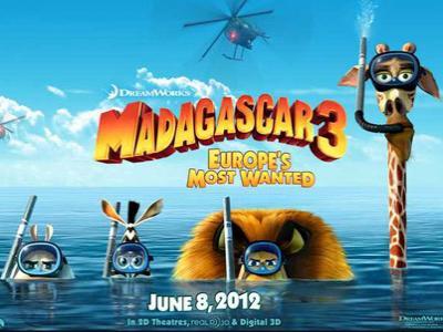 Empat Sekawan Madagascar Jadi Mata-mata