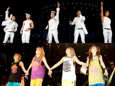 The New York Times Sebut Konser Big Bang dan 2NE1 Sebagai Konser Terbaik 2012