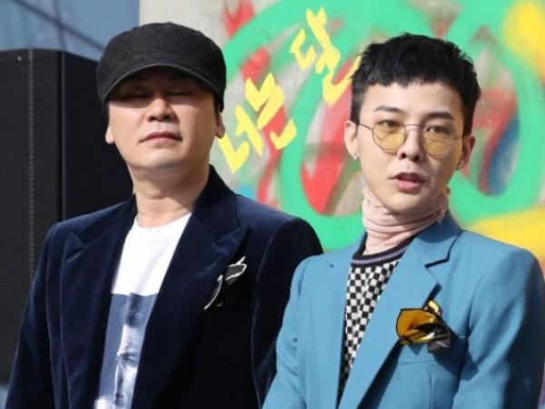 Yang Hyun Suk Hadiri Pernikahan Kakak G-Dragon Jadi Kontroversi, Postingan Instagram Lenyap