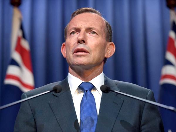 Dilengserkan Dari Posisi Perdana Menteri Australia, Tony Abbott 'Ditusuk Dari Depan'?