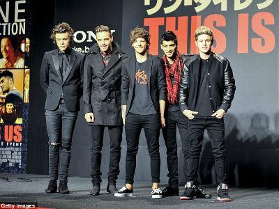 One Direction Sukses Selesaikan Tur Dunia dengan Total 134 Panggung!