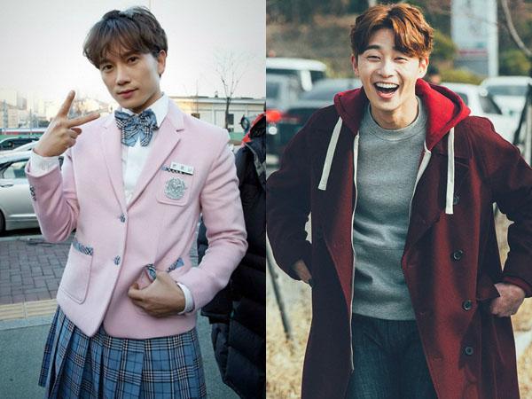 Dinobatkan Sebagai 'Best Couple' Bareng Ji Sung, Apa Tanggapan Park Seo Joon?