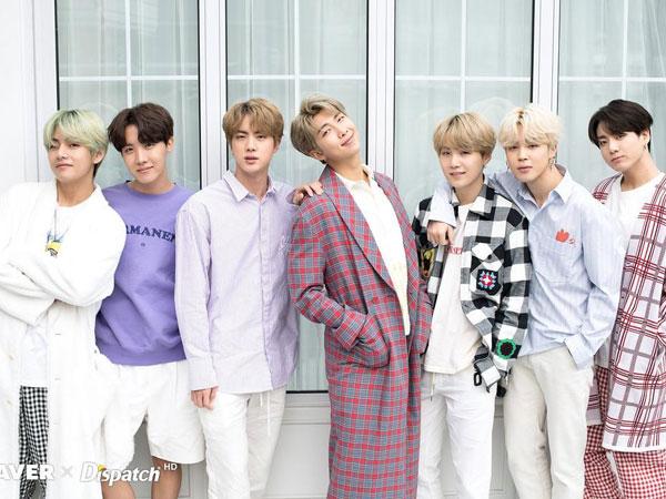Pecahkan Rekor Sebelumnya, Pre-order Album Comeback BTS Capai Lebih dari 2 Juta Kopi