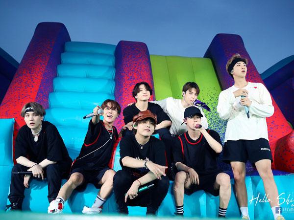 BTS Dianugerahi Penghargaan 'Group of the Year 2019' oleh Variety