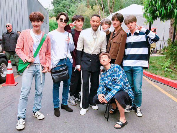 'The Voice' Isyaratkan Penampilan Spesial BTS di Episode Mendatang!