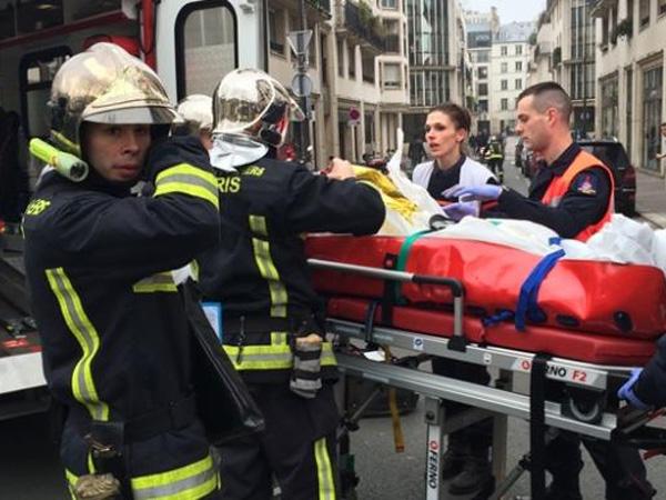 Penembakan Brutal di Kantor Majalah 'Charlie Hebdo' Perancis, 12 Orang Dilaporkan Tewas