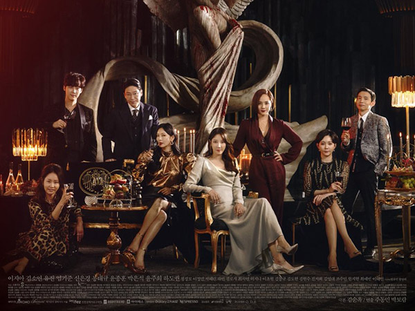 Drama Korea 'The Penthouse' Diberi Rating 19+