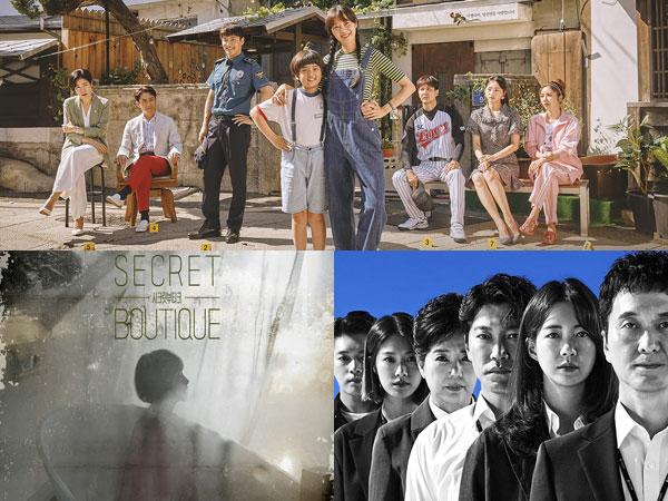 Tiga Drama Baru Tayang Perdana Bareng, Drama Kang Ha Neul dan Gong Hyo Jin Memimpin
