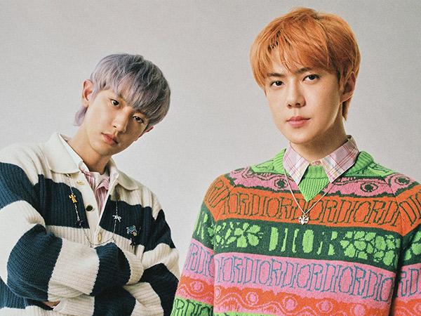 Jelang Comeback, EXO SC Rilis MV 'Telephone' Featuring 10cm