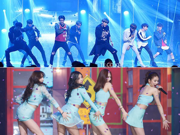 Comeback Bareng EXO, miss A Ngaku Merasa Terbebani?
