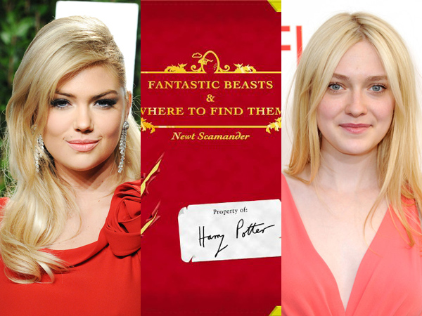 Kate Upton Dan Dakota Fanning Akan Gabung Di Spin-Off Film 'Harry Potter'?
