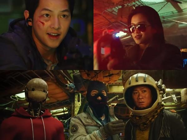 Perilisan Film Terbaru Song Joong Ki dan Kim Tae Ri Diundur