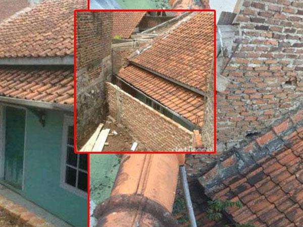 Kasus Rumah Eko yang Terhalang Tembok Akhirnya Temui Titik Terang, Ini Solusinya