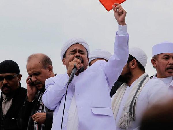 Fakta Penetapan Tersangka Rizieq Shihab, Dituduh Melakukan Penghasutan dan Bakal Ditangkap