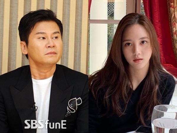 Ngaku Jadi Perantara, Han Seo Hee Bongkar Keterlibatan Yang Hyun Suk Atas Kasus Narkoba Artisnya