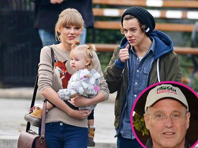 Harry Styles Dinasehati Ayah Taylor Swift