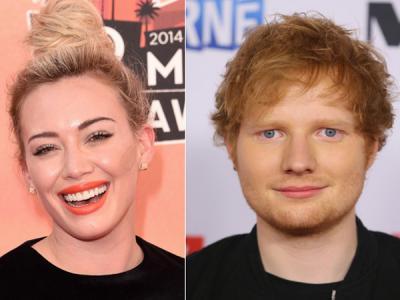 Comeback, Hilary Duff akan Nyanyikan Lagu Ed Sheeran!
