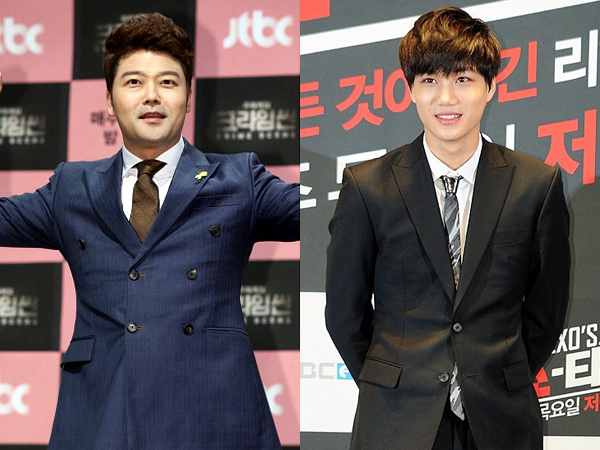 Terlihat Cueki Kai EXO di SBS Gayo Daejun, Jeon Hyun Moo Minta Maaf Lewat Twitter