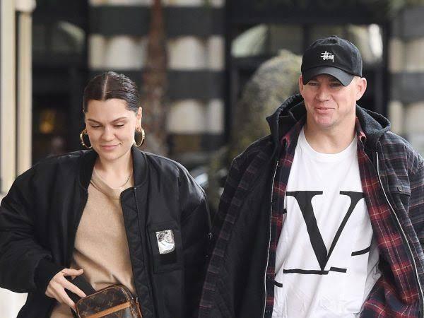 10 Bulan Pacaran, Jessie J Putuskan Tinggal Serumah dengan Channing Tatum