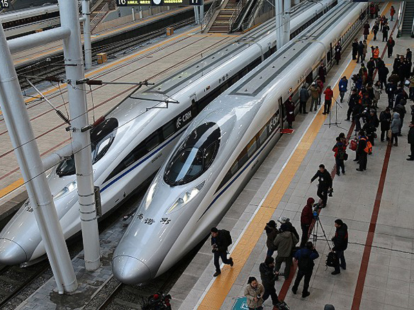 Setuju Syarat dari Jokowi, Cina Bangun Kereta Cepat Jakarta-Bandung