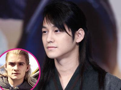 Kim Bum Disebut Legolas 'The Lord of The Ring' Versi Korea?