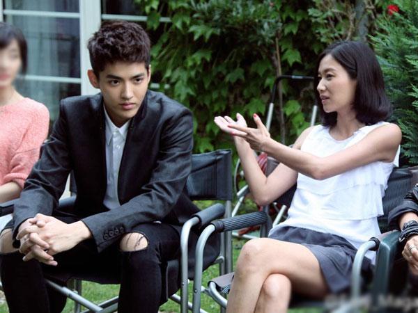 Bagaimana Kesan Xu Jinglei Bekerja Sama Dengan Kris Wu Untuk Film Barunya?