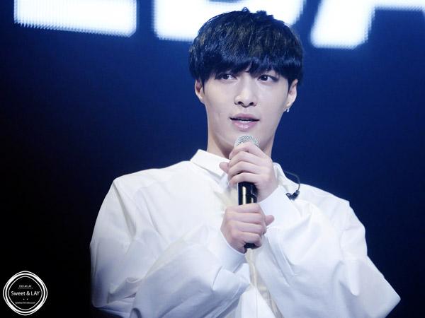 Wah, Lay EXO Jajal Kemampuan Jadi MC di Program Musik Cina