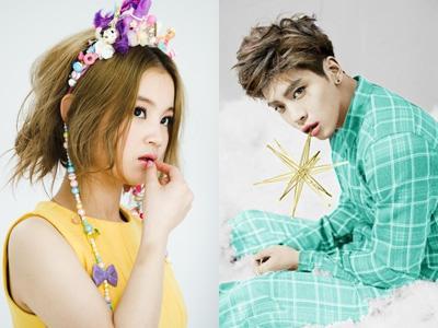Menang M! Countdown, Lee Hi Diberi Bunga Oleh Jonghyun SHINee!