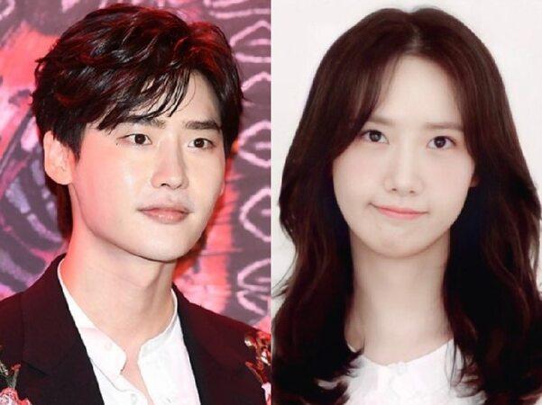 Lee Jong Suk dan Yoona SNSD Resmi Jadi Suami-Istri di Drama Baru