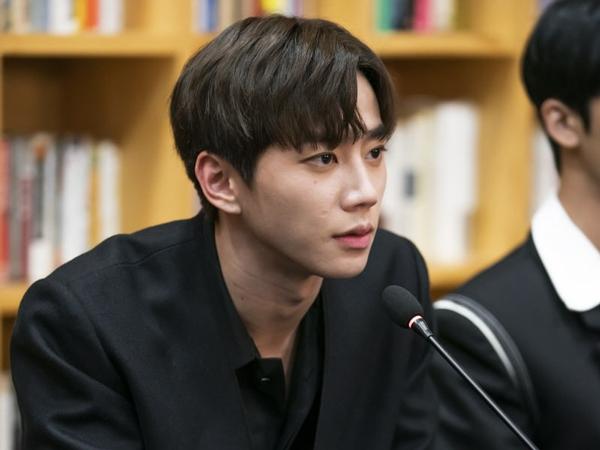 Lee Jun Young U-KISS Ungkap Kesulitan Saat Syuting Bareng Junior di Drama 'Imitation'