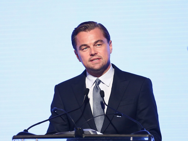 Leonardo DiCaprio Singgung Perpindahan Ibu Kota Jakarta ke Kalimantan