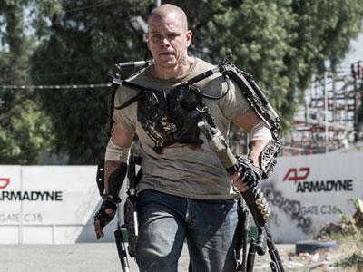 Diet Untuk Film Elysium, Matt Damon Jadi Pemarah