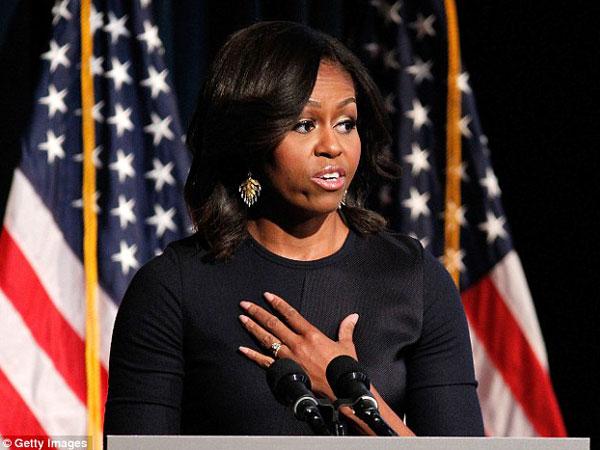 'American Sniper' Berhasil Pikat Hati First Lady Michelle Obama