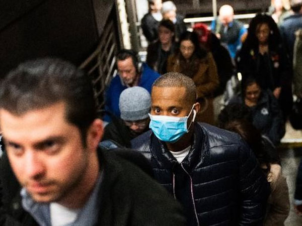 Akhirnya New York Akan Lockdown Mulai Minggu 22 Maret