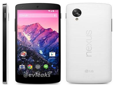 Benarkah Nexus 5 Akan Dirilis Pada Awal November?