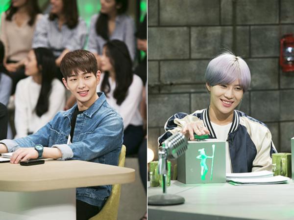 Jadi Member Tertua dan Termuda di SHINee, Onew dan Taemin  Punya Banyak Perbedaan