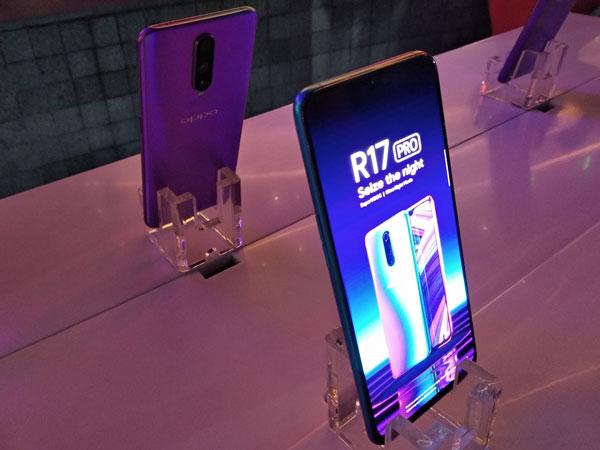 Fitur Kamera Malam Hari Jadi Daya Tarik Pembeli Oppo R17 Pro