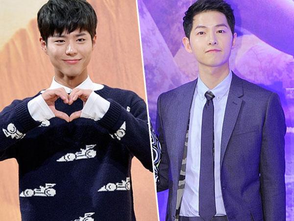 Berteman Dekat, Kini Park Bo Gum yang Ungkap Rasa Cintanya Untuk Song Joong Ki