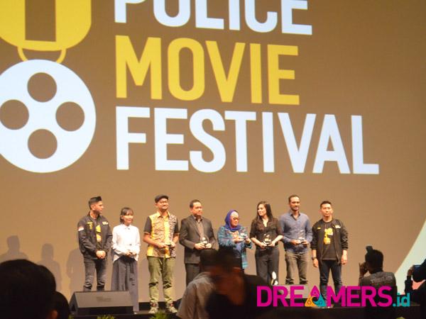 Serunya Kepolisian Menyulap Konten Hiburan Kreatif di 'Police Movie Festival 4'