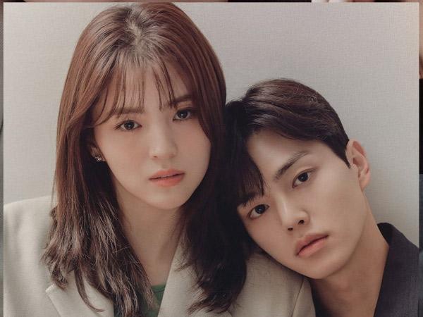 Song Kang Bersandar Pada Han So Hee di Poster Baru Drama Nevertheless