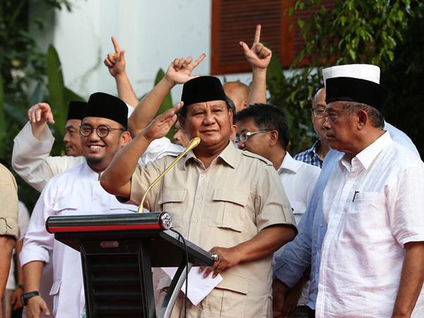 Saat Rumah Prabowo Berubah Jadi 'Istana Presiden' di Google Maps