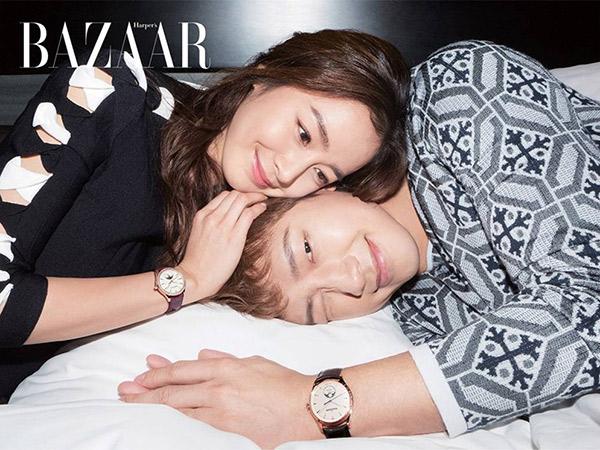Rain dan Kim Tae Hee Umumkan Kehamilan Anak Kedua